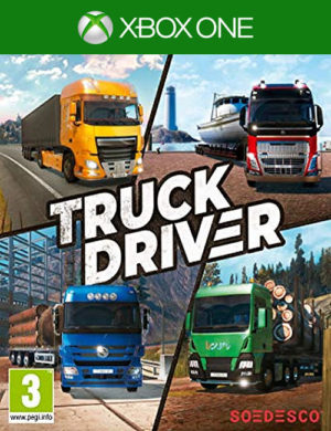 Truck Driver Xbox One Mídia Digital