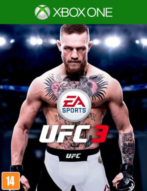 UFC 3 Xbox One Mídia Digital
