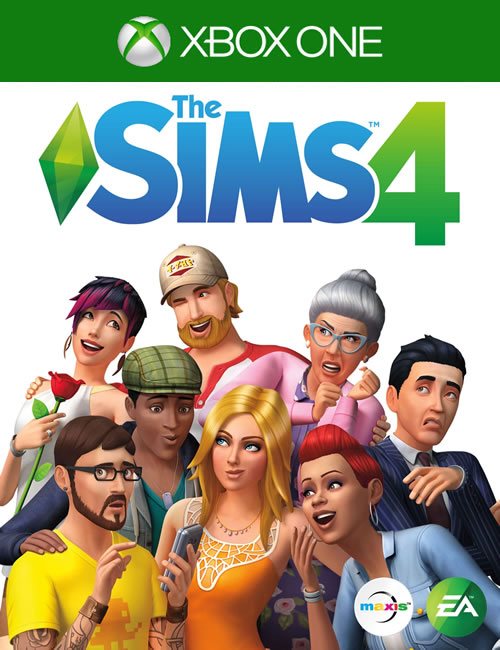 the-sims-4-xbox-one-midia-digital