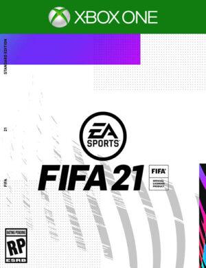 FIFA 21 Edição Standard Xbox One Mídia Digital