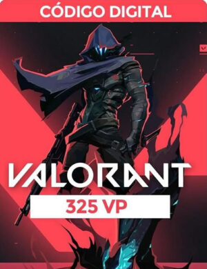 Valorant 365 VP – Código Digital