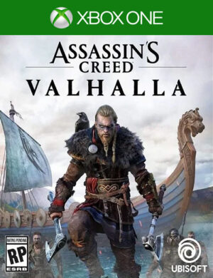 Assassin's Creed Valhalla Xbox One Mídia Digital