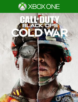 Call of Duty Black OPS Cold War Xbox One Mídia Digital