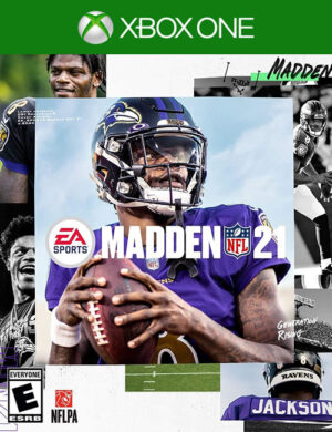 Madden NFL 21 Standard Edition Xbox One Mídia Digital
