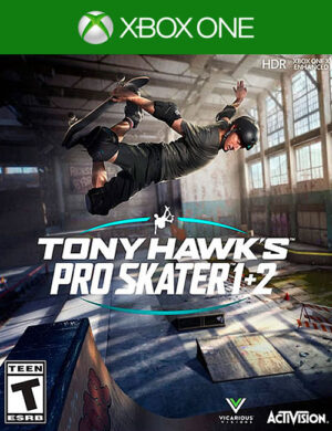 Tony Hawk's Pro Skater 1 + 2 Xbox One Mídia Digital