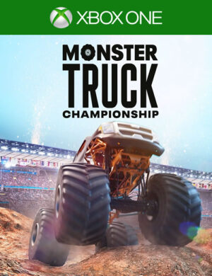 Monster Truck Championship Xbox One Mídia Digital