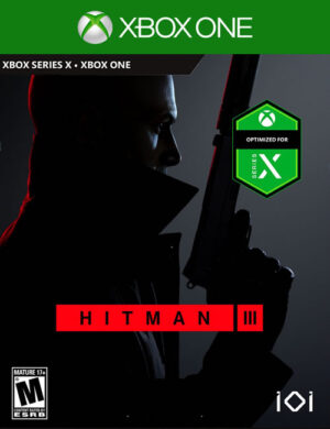 Hitman 3 Standard Edition Xbox One Mídia Digital