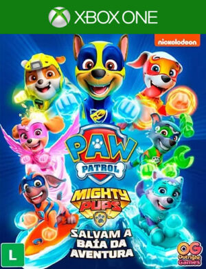 Patrulha Pata Xbox One Mídia Digital