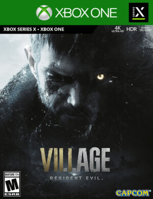 Resident Evil Village Xbox One X/S – Mídia Digital