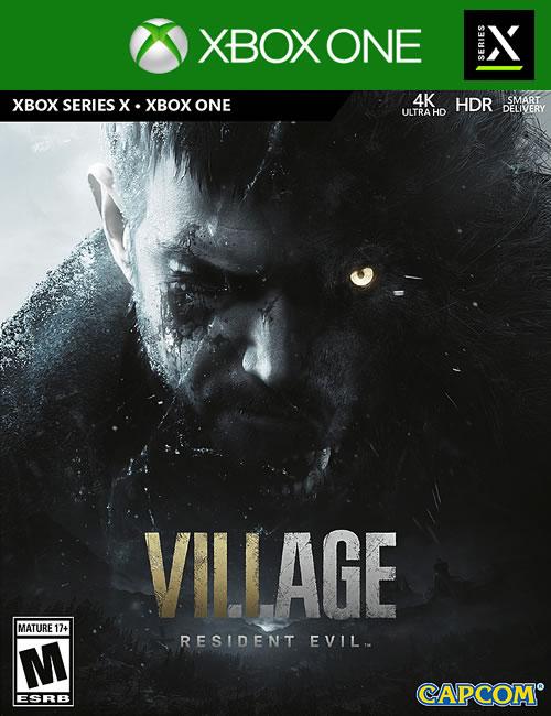Resident Evil Village Xbox One Mídia Digital
