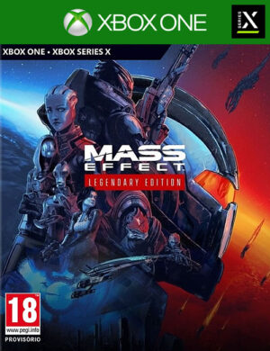 Mass Effect Legendary Edition Xbox One X/S – Mídia Digital