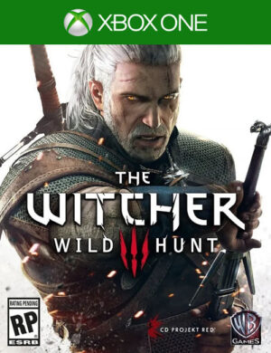 The Witcher 3 Xbox One Mídia Digital