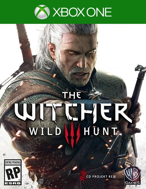 The Witcher 3 Xbox One Mídia Digital