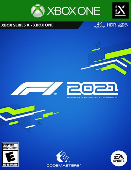 F1 2021 Xbox One Mídia Digital