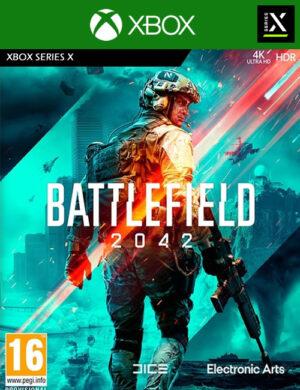 Battlefield 2042 Xbox Series X/S Mídia Digital