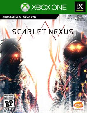 Scarlet Nexus Xbox One Mídia Digital