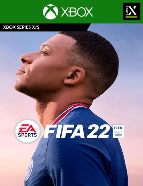 Fifa 22 Xbox Series X/S Mídia Digital