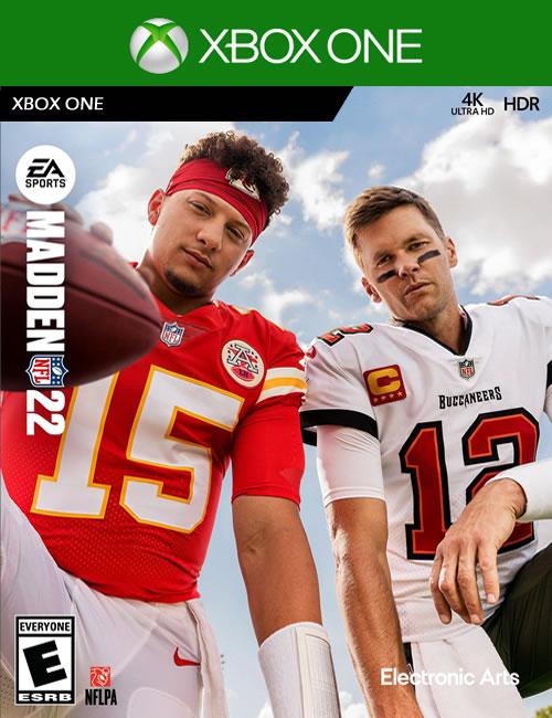 Madden NFL 22 Xbox One Mídia Digital