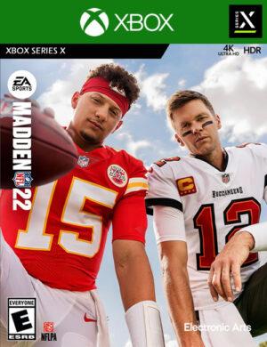 Madden NFL 22 Xbox Series X|S – Mídia Digital