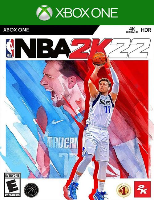 NBA 2k22 Xbox One Mídia Digital
